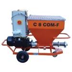 Шнековый инъекционный насос C 8 COM-F